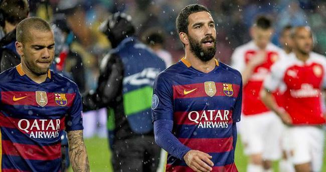 Barcelona, Şampiyonlar Ligi'nde çeyrek finalde