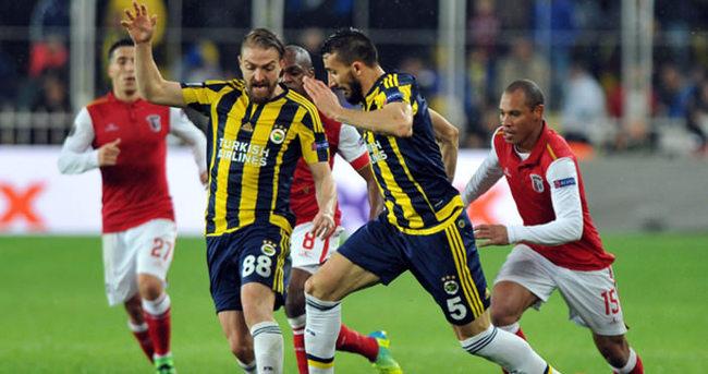 Fenerbahçe-Braga maçı ne zaman, hangi kanalda, saat kaçta?