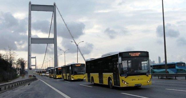 İETT 5 yılda dünya kadar yolcu taşıdı