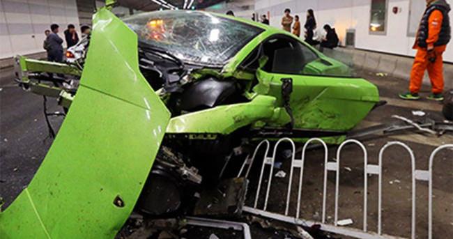 Japonya'da tünelde zincirleme kaza: 2 ölü, 70 yaralı