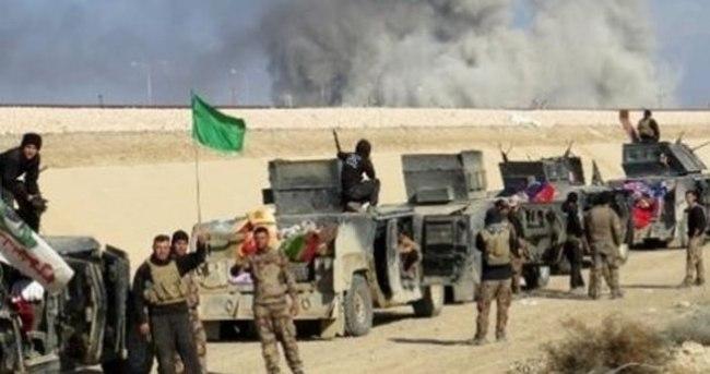 IŞİD, Irak ve Suriye'de kontrolünü kaybediyor!