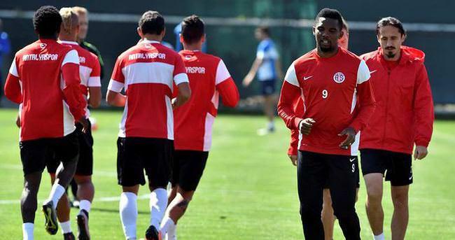 Antalyaspor, Beşiktaş taktiğini çalıştı