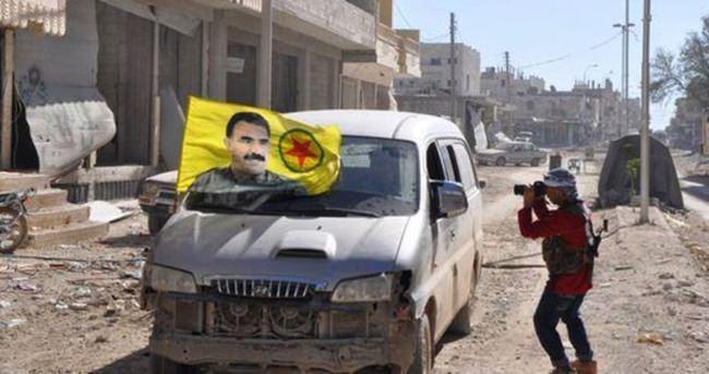 Terör örgütü YPG ile Esed'in askerleri birbirlerine girdi
