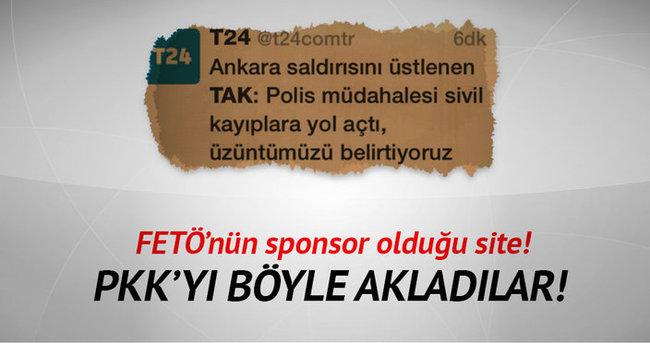 Açık açık PKK'yı aklamaya çalıştılar!