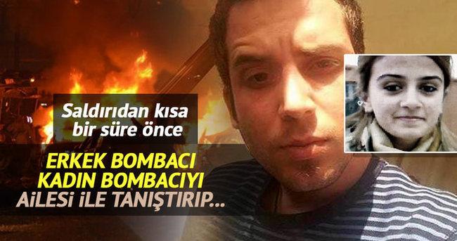 İkinci terörist Özgür Ünsal, canlı bomba Seher'i 'sevgilim' diye annesiyle tanıştırmış