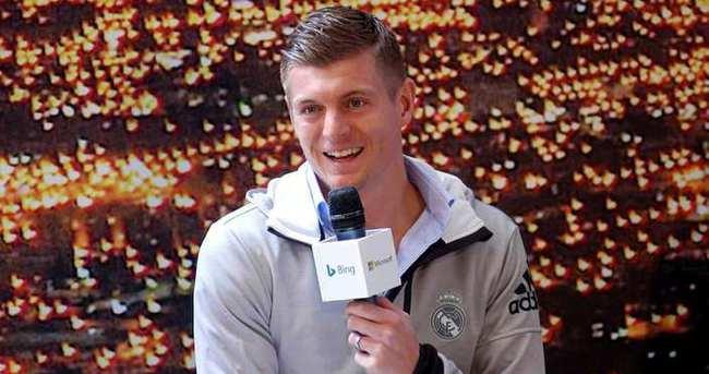 Kroos'un tercihi Bayern Münih