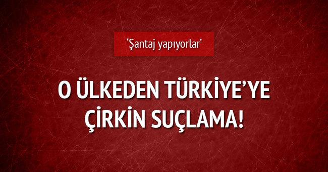 Belçika'dan Türkiye'ye çirkin suçlama!