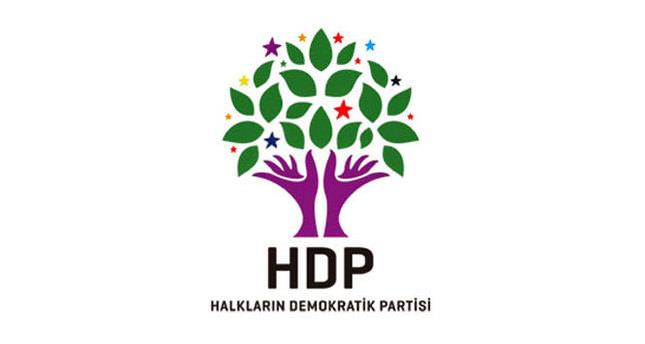HDP'li o isim hakkında soruşturma!