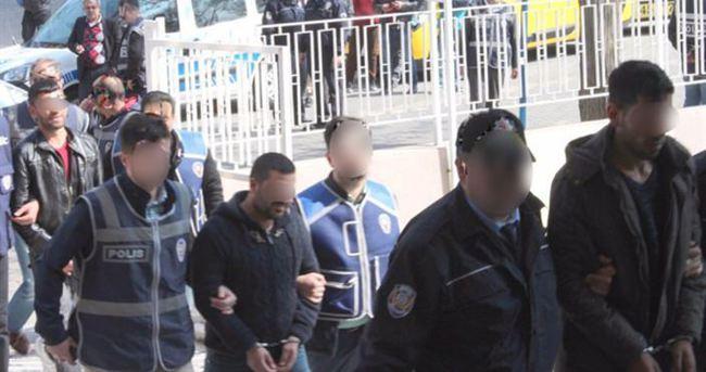PKK'nın sözde Ege Bölge sorumlusu yakalandı