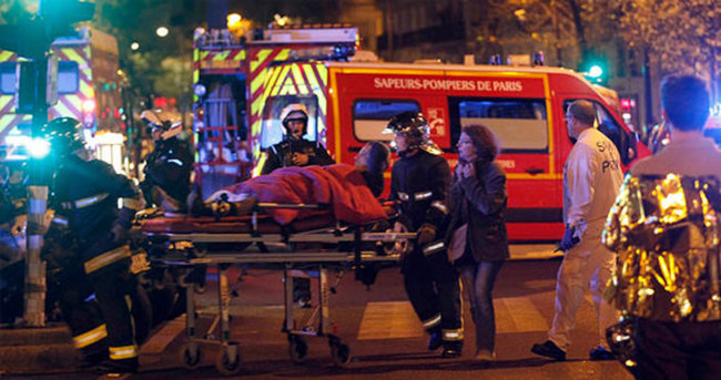 Paris saldırganı Belçika'da yakalandı