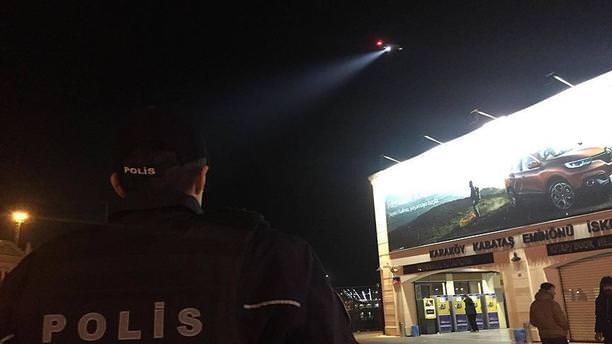 İstanbul'da 'Huzur 34' uygulaması