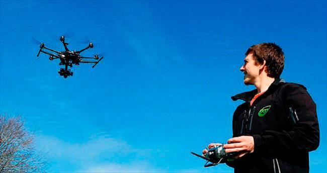 Küçüklere uçurtma büyüklere drone