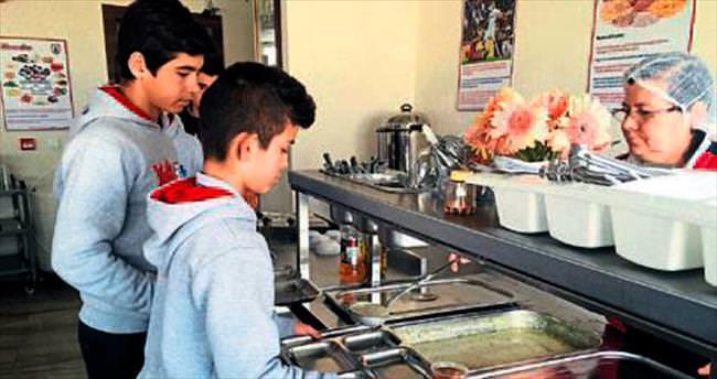 Altınordu'da Çanakkale menüsü