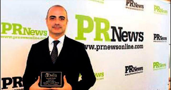 Limak ve Çalık'a uluslararası ödül