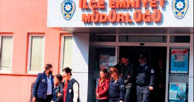 PKK'nın Ege sorumlusu Manisa'da yakalandı