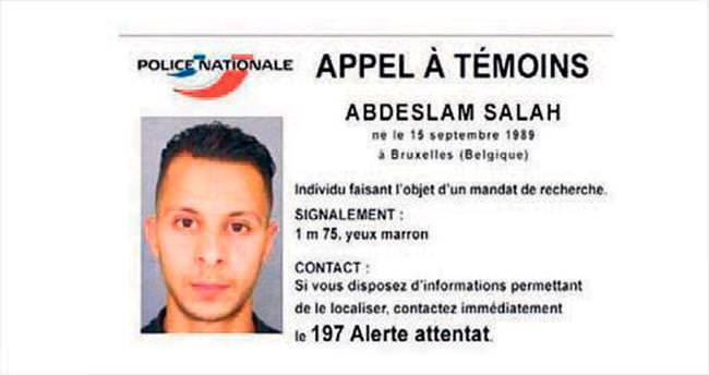 Paris saldırganı yaralı ele geçirildi