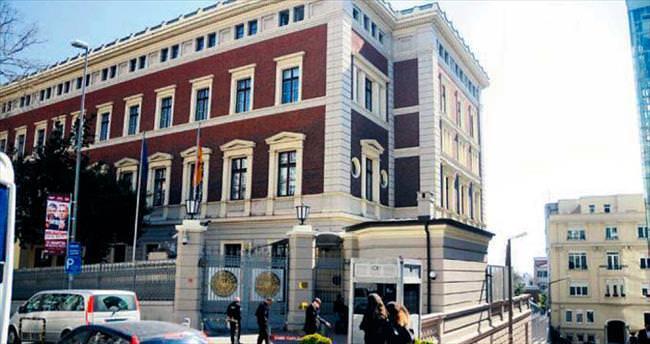 Alman Lisesi açıldı konsolosluk kapalı