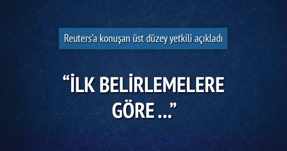 Reuters: İlk bulgular PKK'ya işaret ediyor