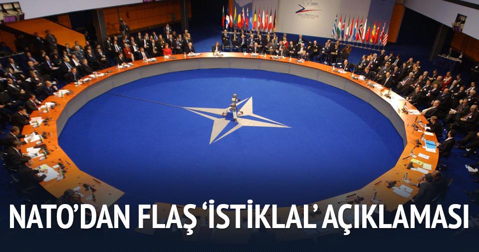 NATO, İstiklal Caddesi'ndeki terör saldırısını kınadı