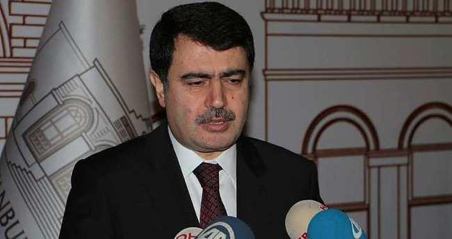 Vali Şahin, Taksim saldırısında yaralananları ziyaret etti