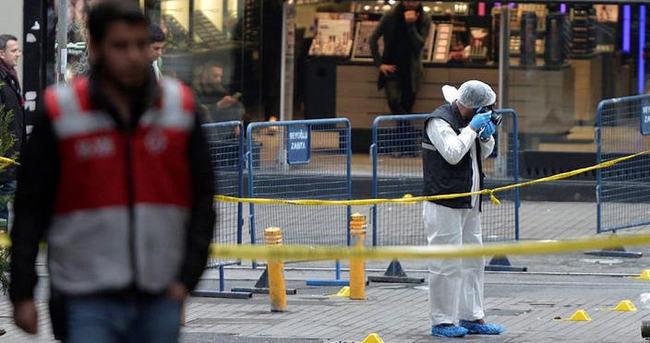 Beyoğlu'ndaki terör saldırısına dünyadan tepkiler