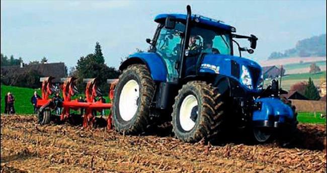 En fazla traktöre sahip il Manisa