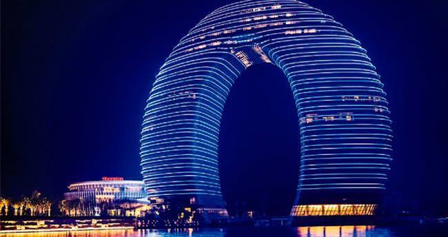Bu oteller çok eksantrik