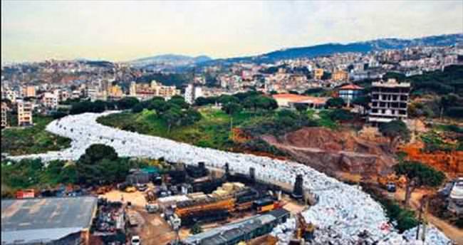 Lübnan'da çöp krizi nihayet sona eriyor