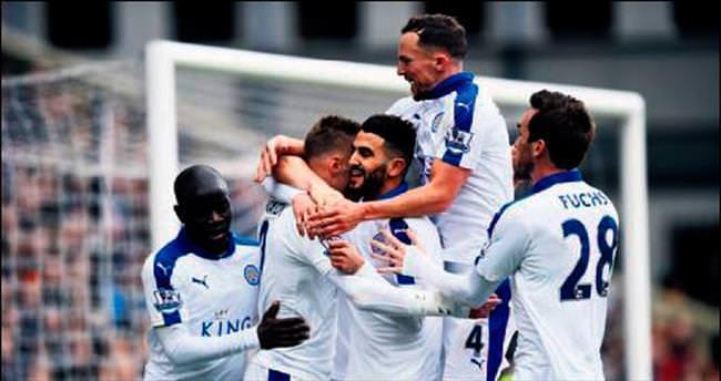 Leicester adım adım mutlu sona