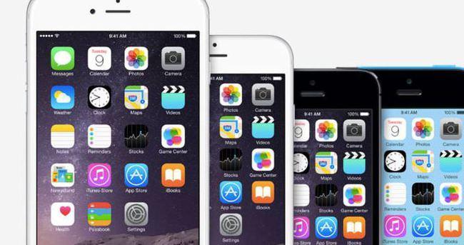 4.5G'yle uyumlu iPhone modelleri