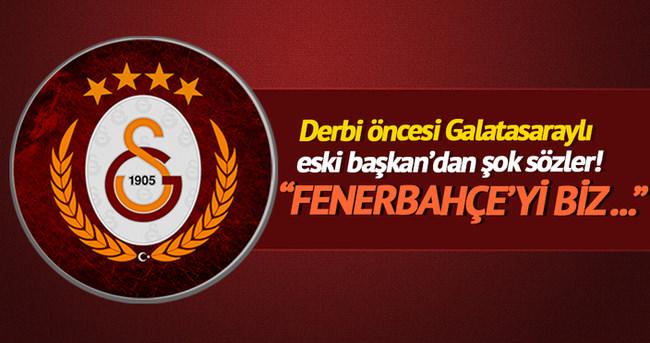 Fenerbahçe'yi biz kurduk!