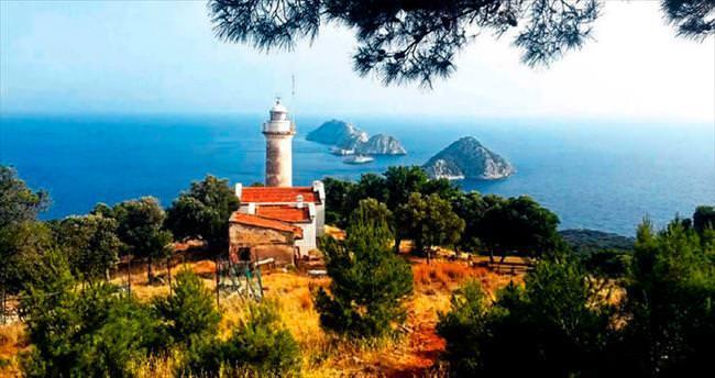 Antalya'nın deniz fenerleri