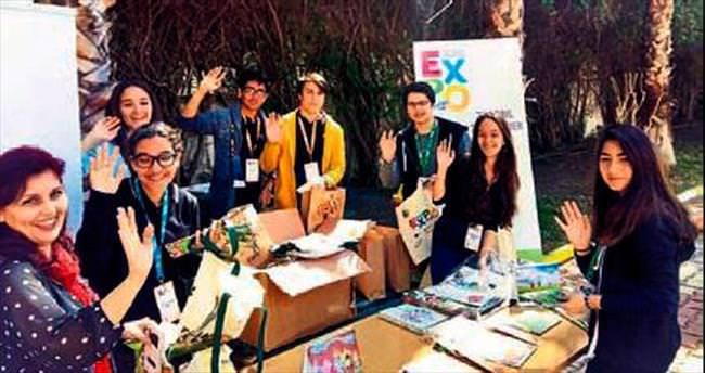 EXPO 2016'nın gönüllü elçileri