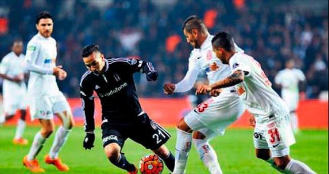 Antalyaspor dışarıda kayıp