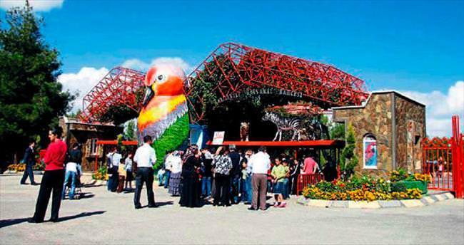 Gaziantep Hayvanat Bahçesi istikrarını koruyor