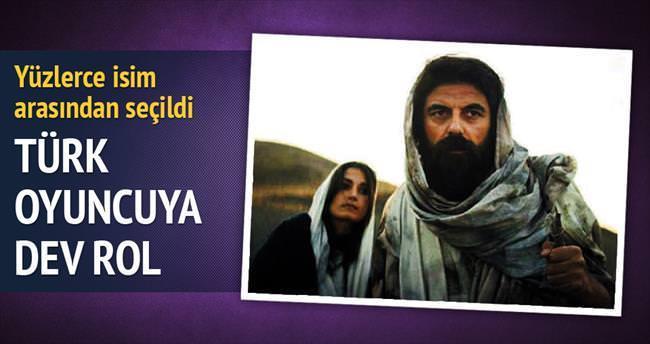 Hollywood'da 'Hz Musa'yı Türk oyuncu canlandırdı