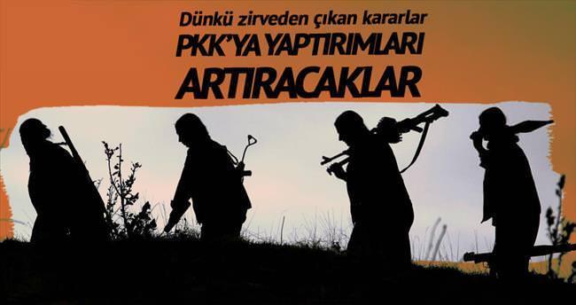 AB'de, PKK'ya yaptırım artacak