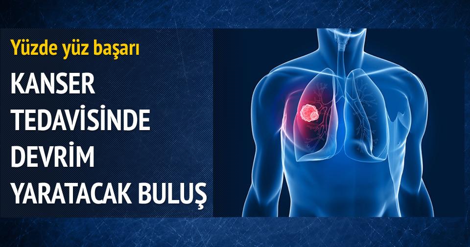 Karaciğer kanseri için tam etkili tedavi