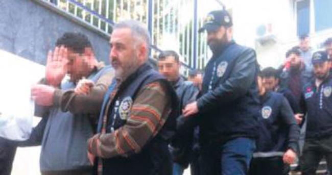 Suriyeli emlakçıyı kaçıranlar yakalandı