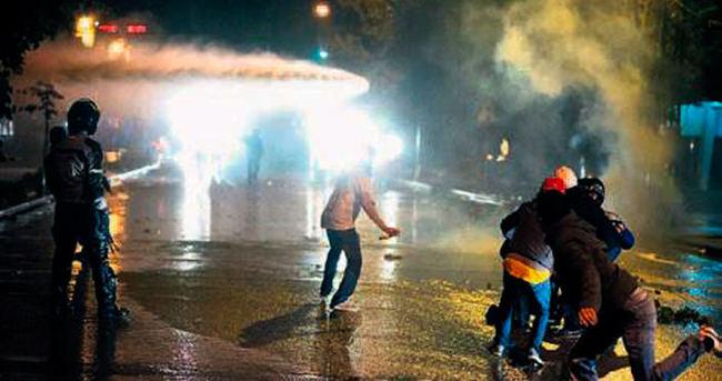 Gezi'ye paralel destek