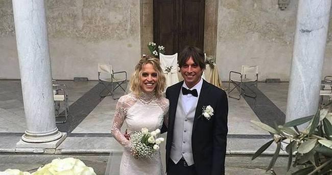 İtalya'da sürpriz nikah