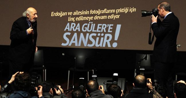 Ara Güler'in filmini İstanbul Film Festivali'ne almadılar