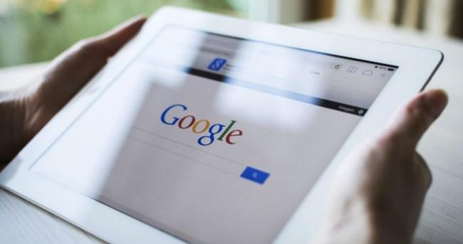 Google arama formatı değişiyor