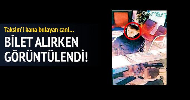 İşte Taksim'in canisi!