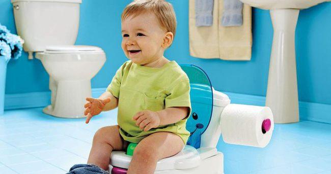 Çocuklarda tuvalet eğitiminin sağlık açısından önemi