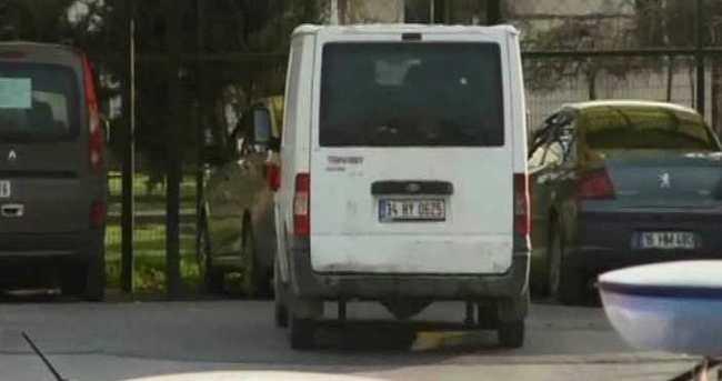 Emniyet otoparkında bombalı araç alarmı asılsız çıktı