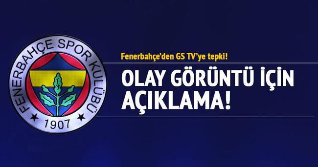 Fenerbahçe'den o görüntüler için sert açıklama!