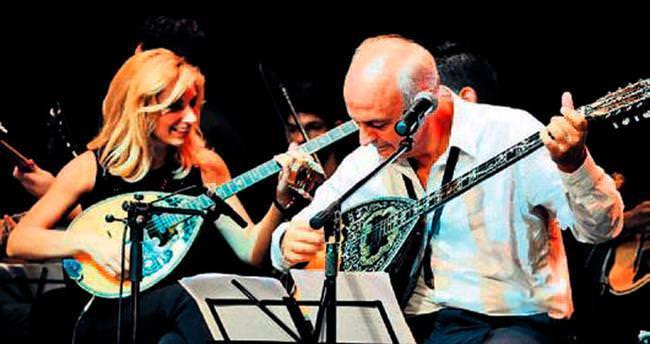 Buzukinin efsanevi isminden TİM 'de konser