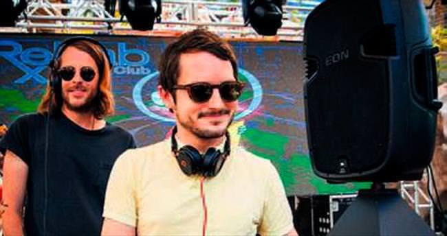DJ Elijah, Las Vegas'ı salladı
