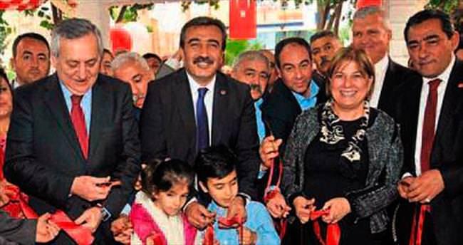 Çukurova'da 4. Emekli Dinlenme Evi açıldı